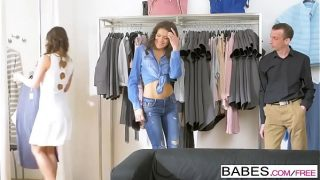 Babes – Changing Room Charmer  starring  Amirah Adara and Verona Sky clip